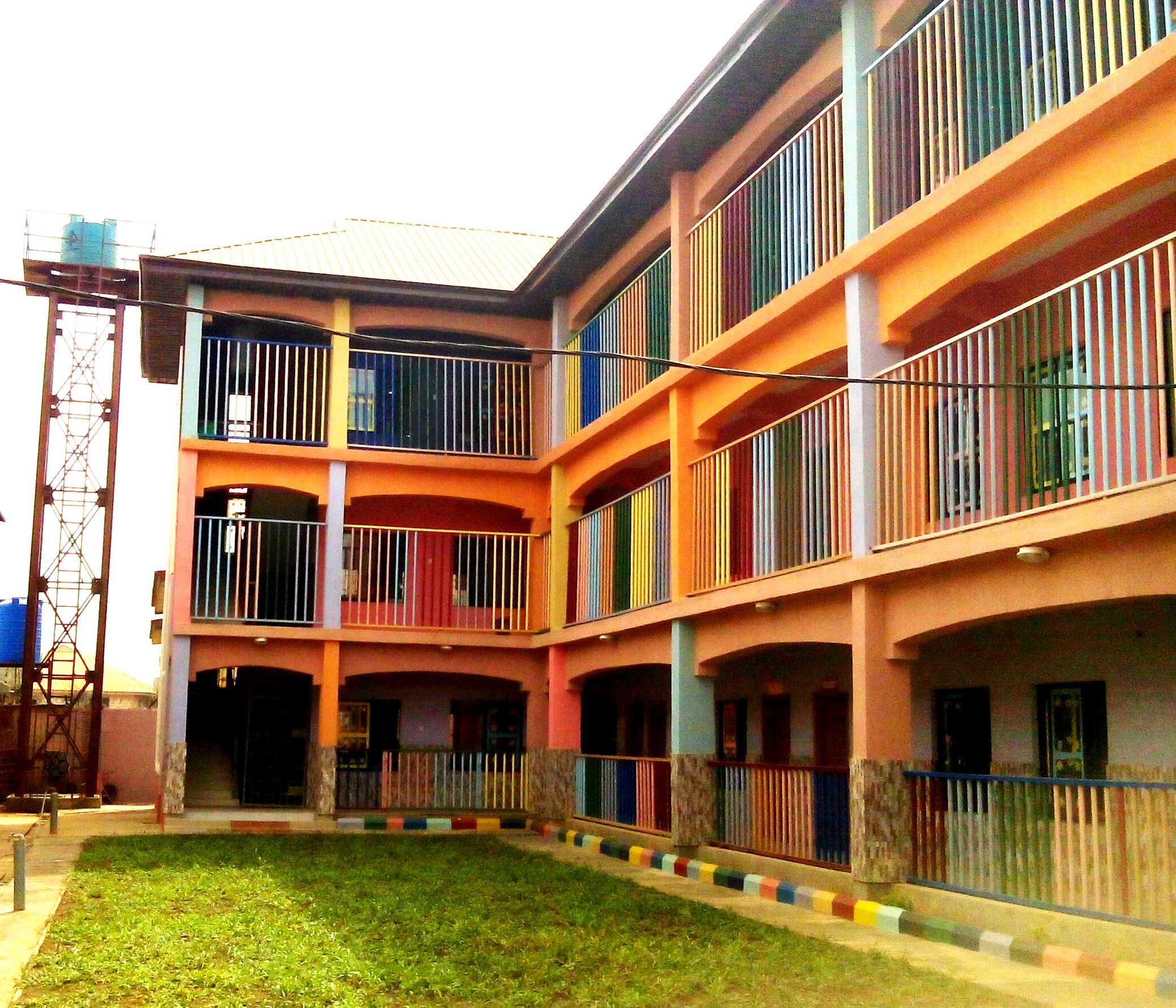 Garland School compound