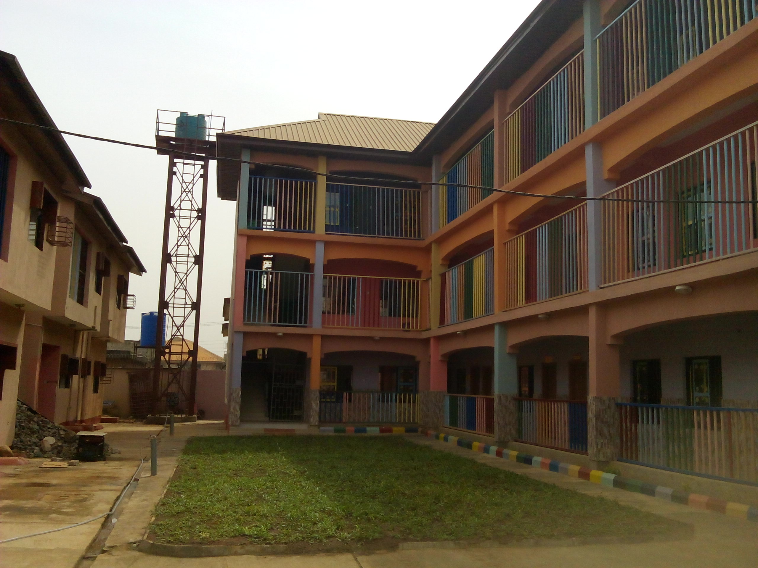 Welcome to Garland School, Lagos